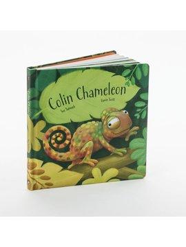 Colin Chamelelon Book