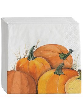 Pumpkin Beverage Napkin pack