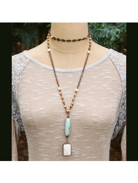 Beachside Long Necklace