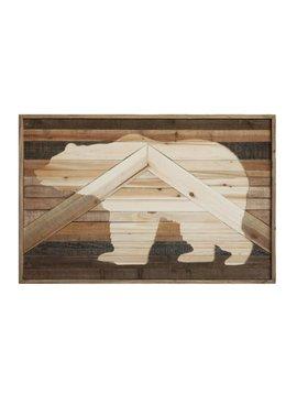 Bear Wall Decor