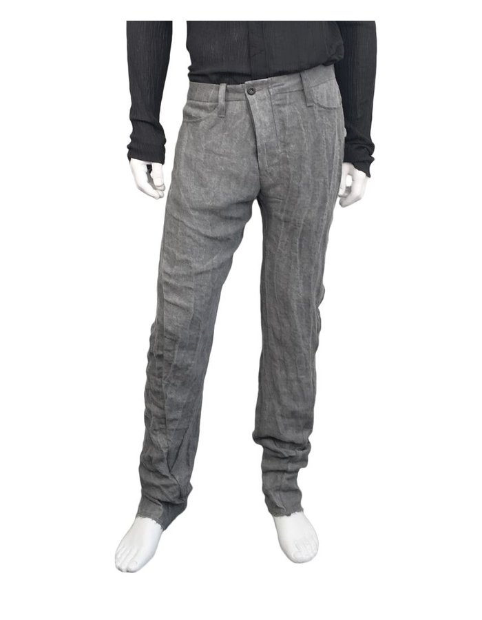 LOST AND FOUND TWISTED SLIM PANT