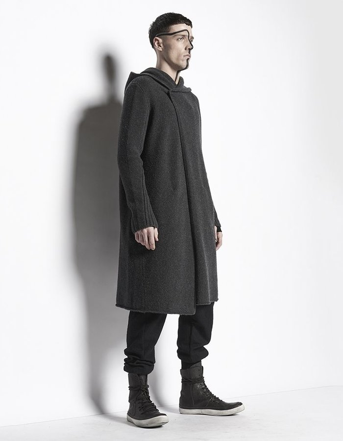 MASNADA CASHMERE KNITTED PARKA