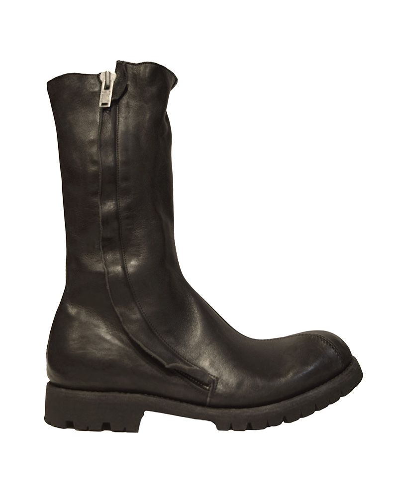 DOUBLE HIGH CURVED TANK BOOT