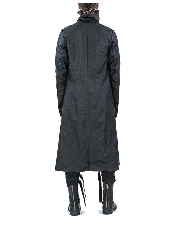 ARMY OF ME LINEN COAT BLACK