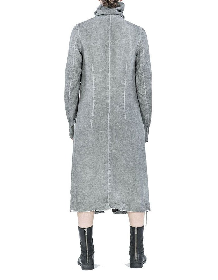 ARMY OF ME LINEN COAT CLAY