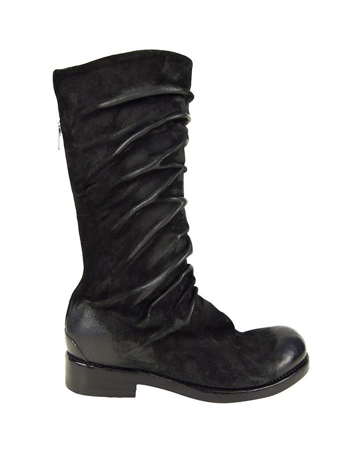 THE LAST CONSPIRACY ASKE HORSE LEATHER HI BOOT