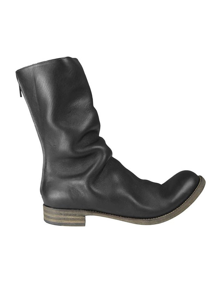 ATELIER AURA TALL BOOT WITH BACK ZIP