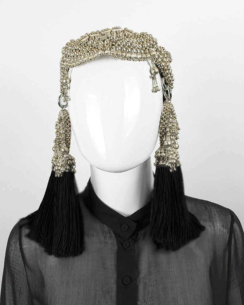 ANAIS HEADPIECE W TASSEL