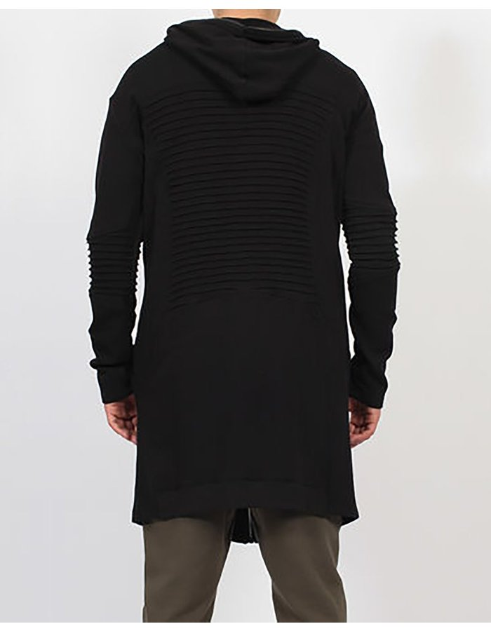 FIRST AID TO THE INJURED CUBITI HOODY: BLK