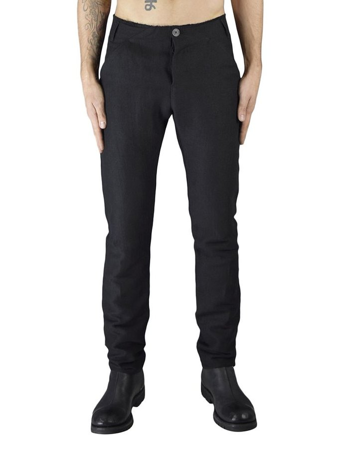 HANNIBAL TROUSERS HARU HERRINGBONE