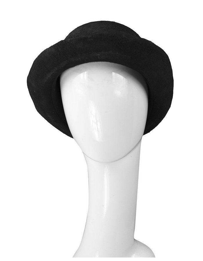 KLOSHAR HATS RESIN COATED BOWLER