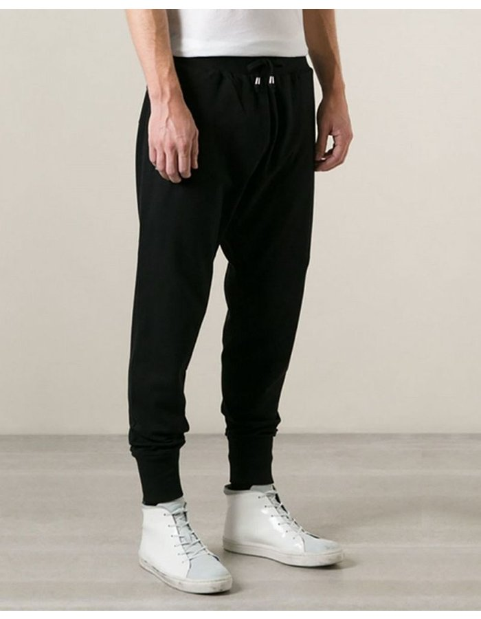 UNCONDITIONAL HIGHER CUT CROTCH WITH ZIP PANT