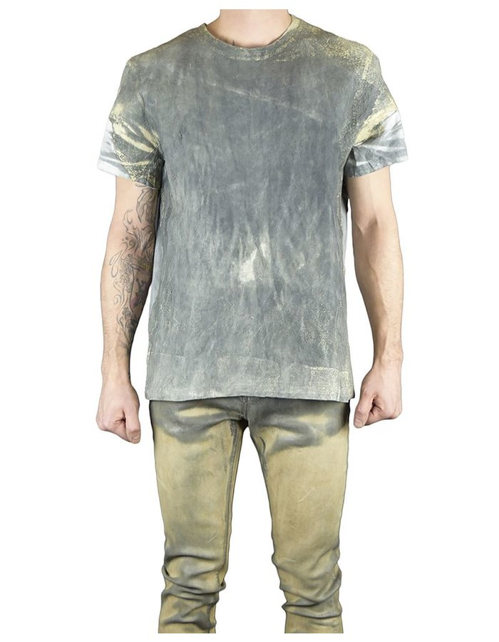 M-OJO RISIN' THERMO SENSITIVE LEATHER T
