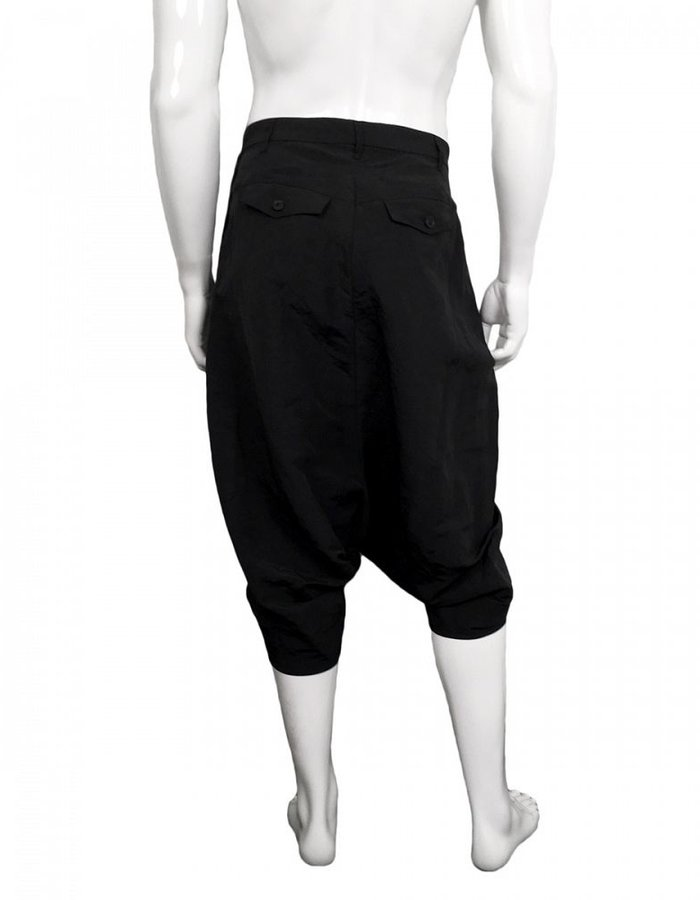 NILS BY JULIUS7 UNISEX ENVELOPED SHORT PANT