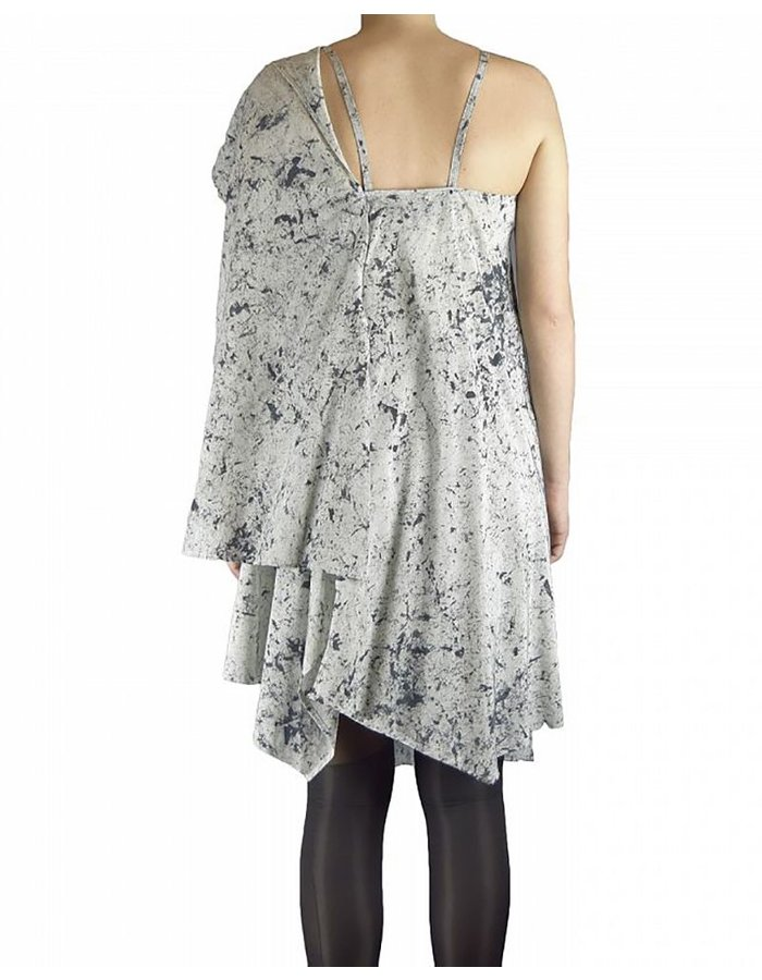 LOST AND FOUND SCARF DRESS