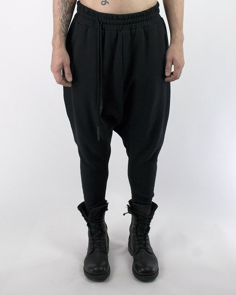 BASIC BAGGY TROUSERS