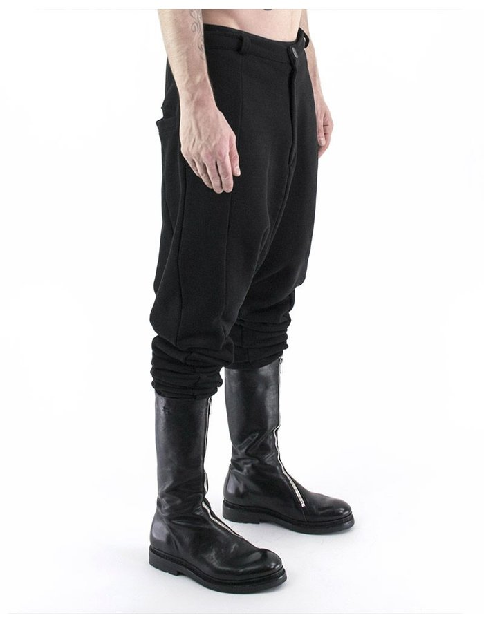 ARMY OF ME LOW CROTCH JERSEY TROUSERS 21