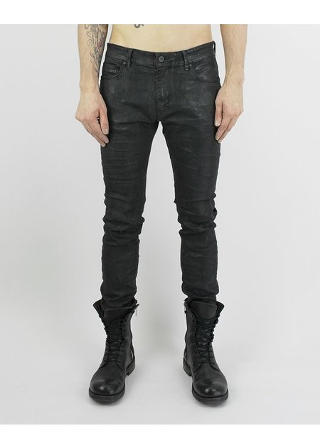 M-OJO RISIN' WAXED DENIM - DIRTY