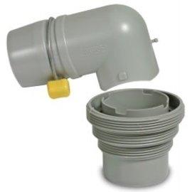 Camco Easy Slip Sewer Hose Elbow