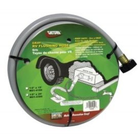 Valterra Gray Water Flushing Hose 25' x 1/2""