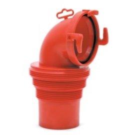 Valterra EZ Coupler 90 Degree Sewer Fitting