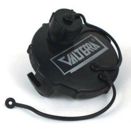 """Valterra 3"""" Termination Cap W/ Garden Hose Fitting"""