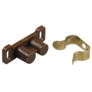 JR Products Barrel Catch 6 Per Pack Metal Clip