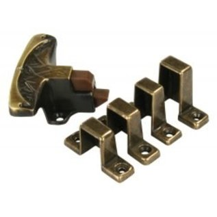 JR Products Cabinet Catch & Strikes