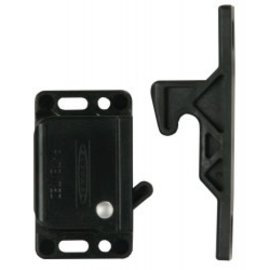 JR Products Cabinet Catch & Strike