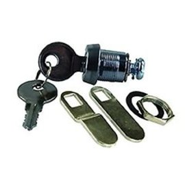 "JR Products Deluxe 5/8"" Compartment Lock"