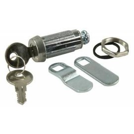 "JR Products Deluxe 1 3/8"" Compartment Lock"