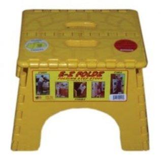 B&R Plastics Yellow Step Stools