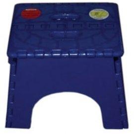 B&R Plastics Blue Step Stool