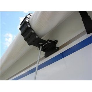 Camco RV Awning Clamp Black