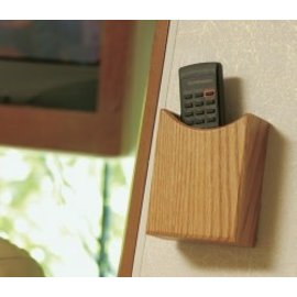 Camco Oak Accents Remote Holder
