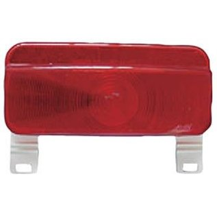 Fasteners Unlimited Command Tail Light w/ License Backet