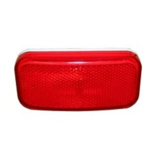 Fasteners Unlimited Command Red Clearance Light