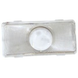 Fasteners Unlimited Clear Porch Light Lens