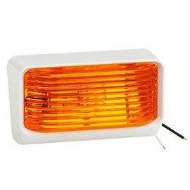 Bargman Bargman Porch Lite Amber Lens No Switch