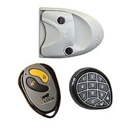 FIC Repalcement Remote Lock White