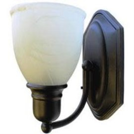 Lasalle Bristol Rubbed Oil Bronze Wall Sconce