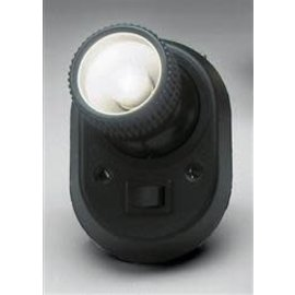 AP Products Europa Aircraft Light Black Single