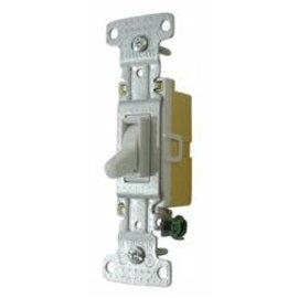 Diamond Group White Light Switch