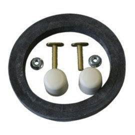 Sealand 310 Flange Seal Kit w/White Hardware