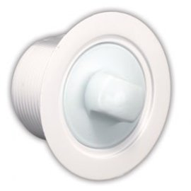 JR Products Tub Strainer With Threaded Stopper