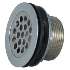 JR Products Shower Strainer Assembly
