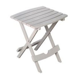 Adams Quick Fold Table Clay