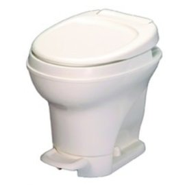 Thetford Aqua Magic V High Foot Flush White