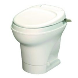 Thetford Aqua Magic V High Hand Flush White