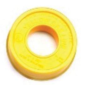 Yellow Gas Teflon Tape
